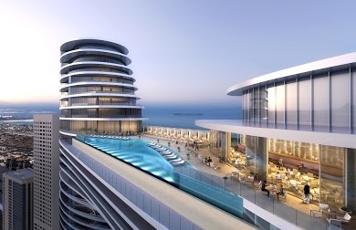 image 2 Address SkyView Hotel Dubai